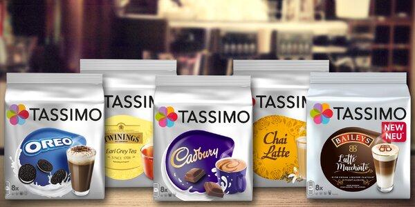 Kapsle Tassimo: 5 fantastických příchutí