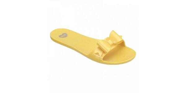 Žluté pantofle Mel