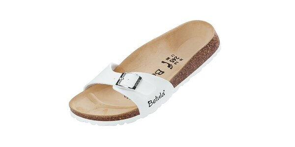 Pánské bílé pantofle Betula