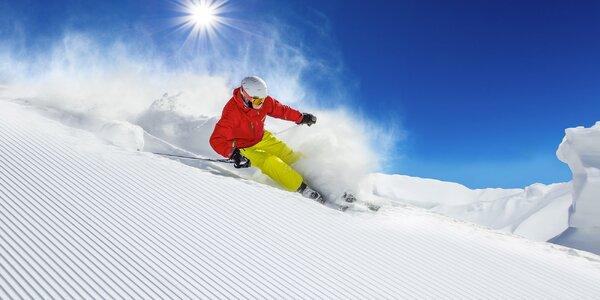 Posezónní servis lyží a snowboardu
