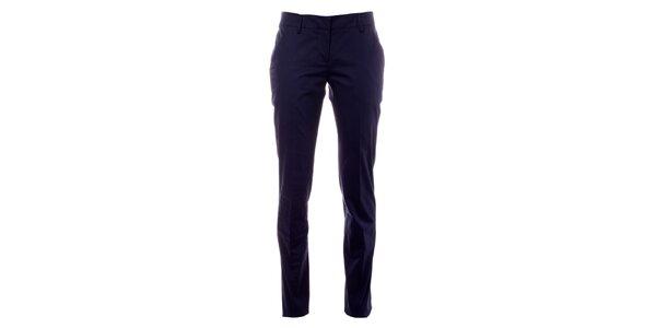Dámské tmavě modré kalhoty Phard