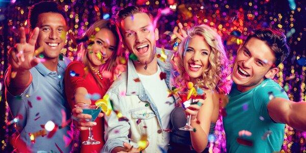 Narozeninová nebo párty akce: nápoje i dort