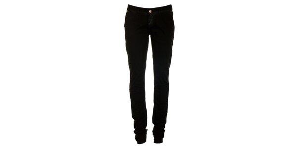 Dámské černé skinny džíny ZU elements
