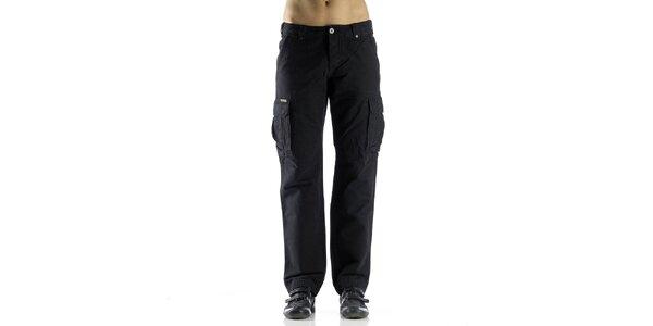 Pánské tmodro-černé kapsáče Calvin Klein