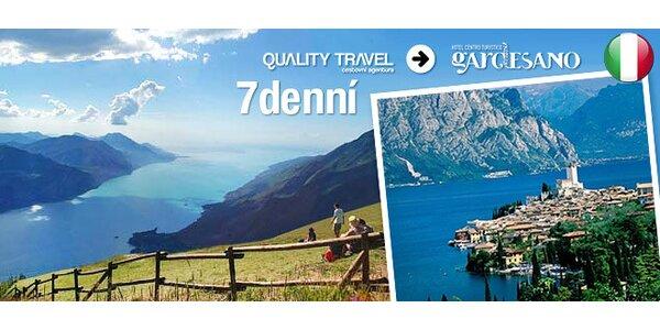 Zájezd do Itálie nabitý zážitky na 7 dní