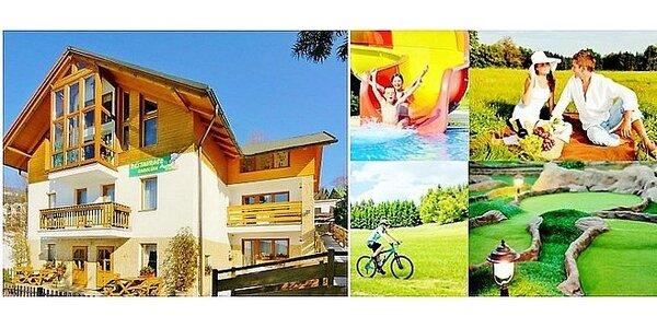 Relaxace i aktivní odpočinek na 3 dny v překrásném pensionu v Špindlerově Mlýně