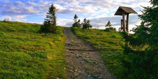 Jaro v srdci Jeseníků: s wellness a polopenzí