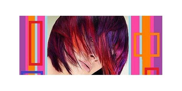 Melír všech barev do vašich vlasů