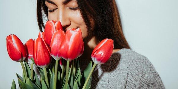 Přivítejte jaro květinami: 5 nebo 10 ks tulipánů