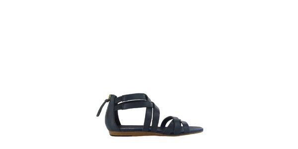 Dámské tmavě modré sandály Flip Flop