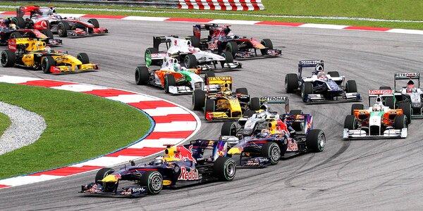 cf159951945 Formule 1  květnový zájezd na slavný závod