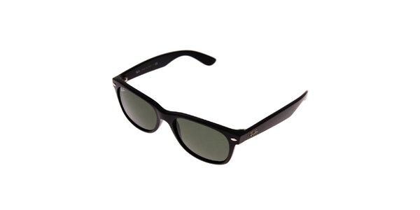 Pánské černé sluneční brýle Ray-Ban wayfarer
