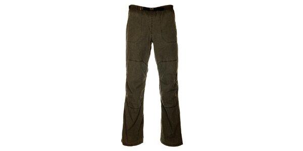 Pánské šedé outdoorové kalhoty Hannah