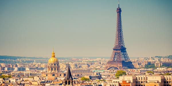 Za kouzly Paříže a Versailles: 2 noci se snídaní