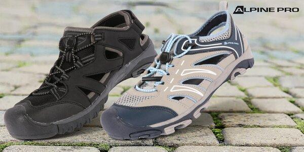 Letní outdoorová unisex obuv od Alpine Pro