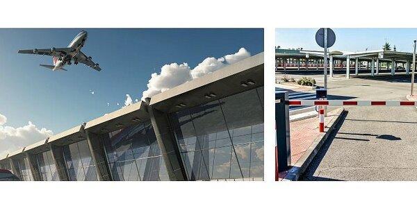 Parkoviště u letiště 7-9 dní