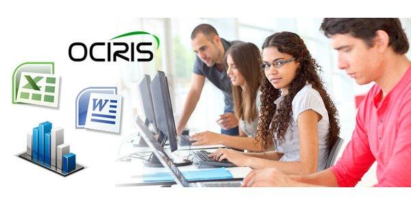 Kurzy MS Word a MS Excel se společností Ociris