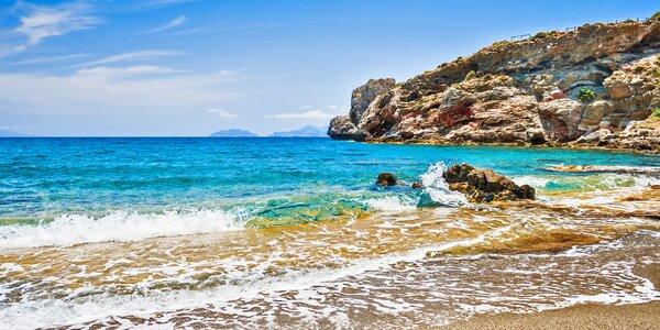 Dovolená u moře na Krétě vč. letecké dopravy
