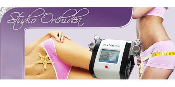 550 Kč za bezbolestnou ultrazvukovou liposukci vybrané partie těla!