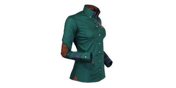 Moderní jachtařská košile Pontto