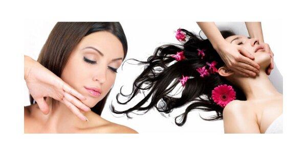 Ošetření pleti a dekoltu profesionální kosmetikou SynCare