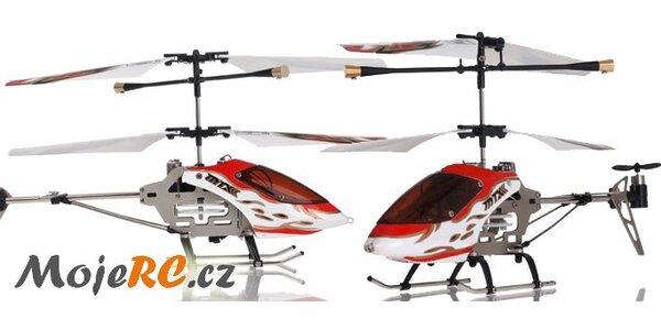 675 Kč za RC vrtulník s gyroskopem značky STORM!