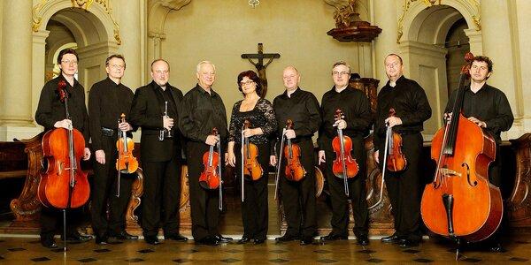 Koncerty vážné hudby v kostele sv. Mikuláše