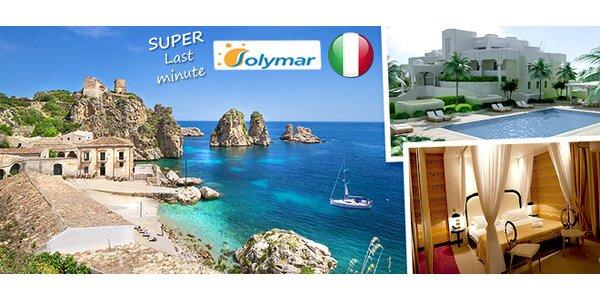 Super Last Minute na Sicílii. Zvýhodněné ubytování pro děti.
