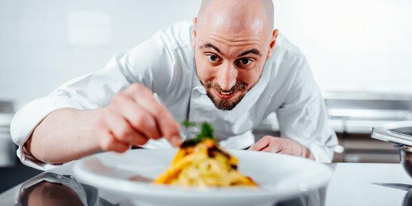 Degustace italských vín a jídel s masem i bez