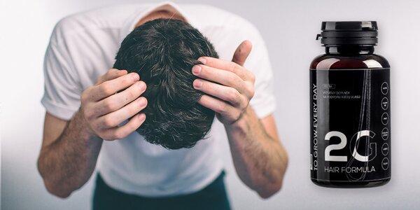 Formula 2G pro růst a posílení vlasů