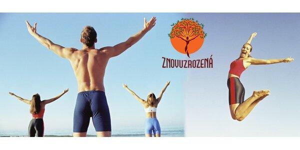 79 Kč za 2 pohybové meditace kundalini nebo súfijské cvičení