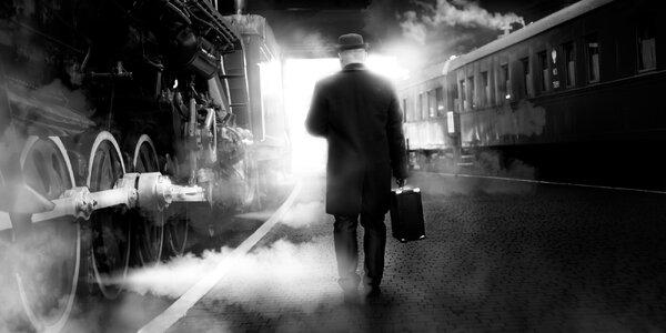 Vlaková loupež: úniková hra pro 2–5 hráčů
