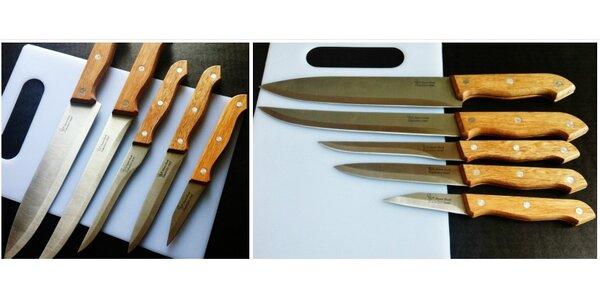 Velká letní akce - sada grilovacích nožů