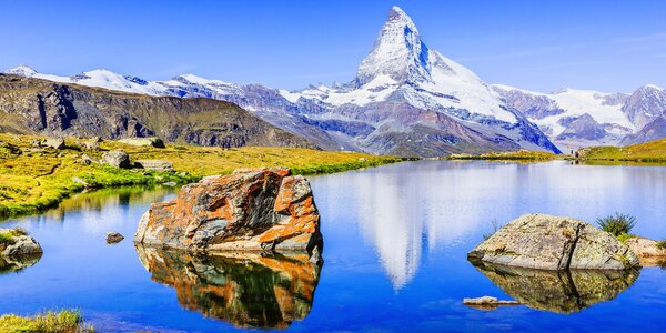 2 noci ve Švýcarsku: program, Matterhorn i Nestlé