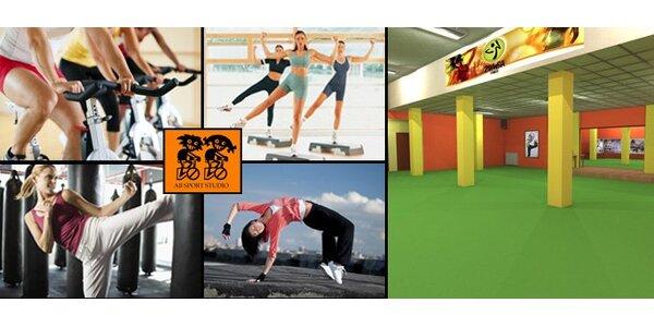 119 Kč za 3 vstupy na libovolné cvičení nebo taneční hodiny!