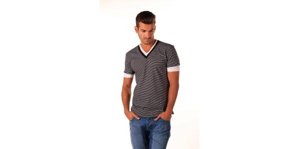 Pánské bavlněné námořnické tričko Celop