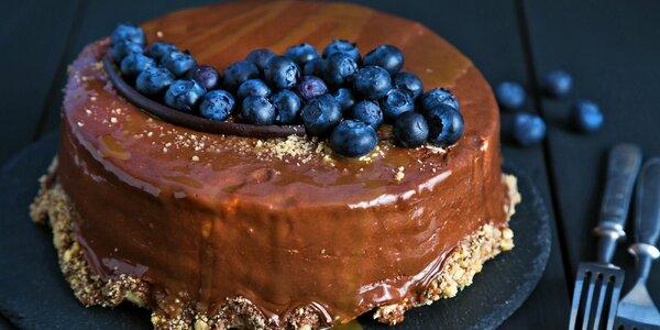 Luxusní dorty, cupcaky i větrníky pro znalce