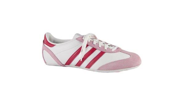 Dámské šedo-černé kotníkové tenisky Adidas Ulama