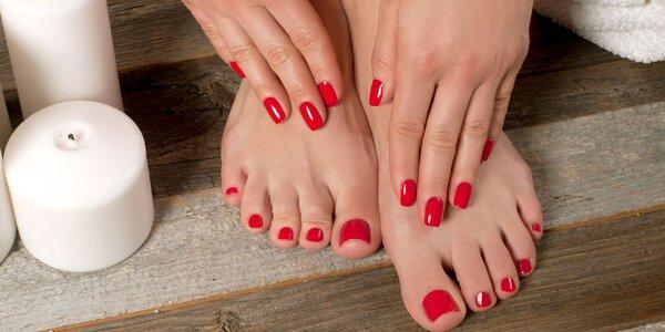 Modeláž nehtů na rukou či nohou vč. jejich zdobení