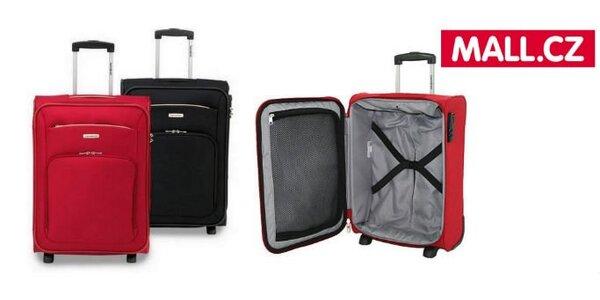 30 Kč za slevový kupón v hodnotě 500 Kč na cestovní kufr Samsonite.