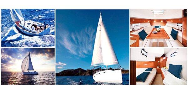 Last minute - Sedmidenní plavba na plachetnici Jadranským mořem