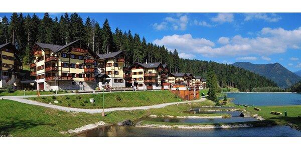 Rodinná dovolená v apartmánu na Slovensku až pro 5 osob na tři noci