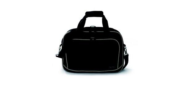 Dámská černo-béžová taštička do letadla Esprit