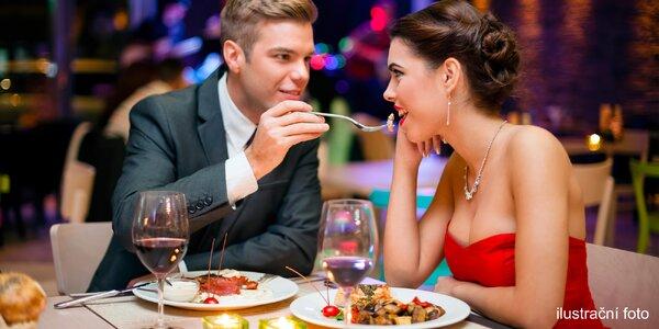 Španělské letní menu: 4 chody, tapas i dezert
