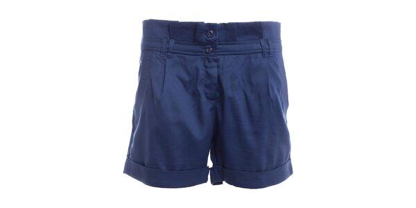 Dámské tmavě modré šortky 2two