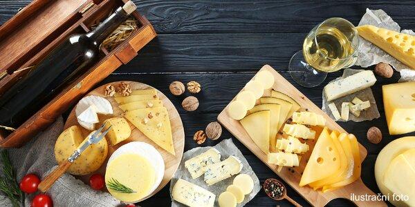Sýrové hody: 6 holandských sýrů, třeba i s vínem