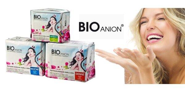 Inovativní hygienické vložky BIOanion