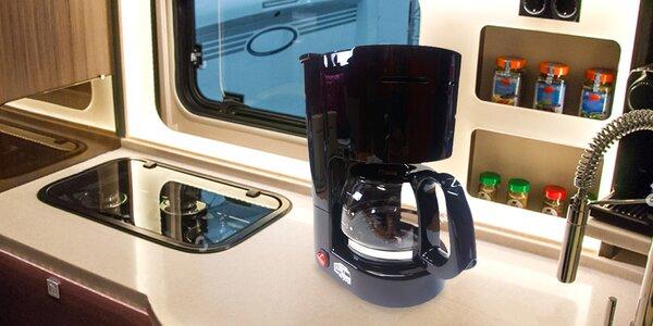 Kávovar Sedata do 24V zásuvky karavanů