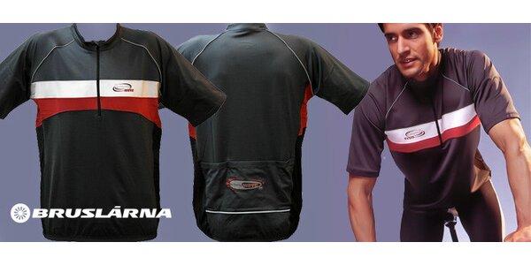 Pánský cyklo dres s vláknem Dry Active Plus