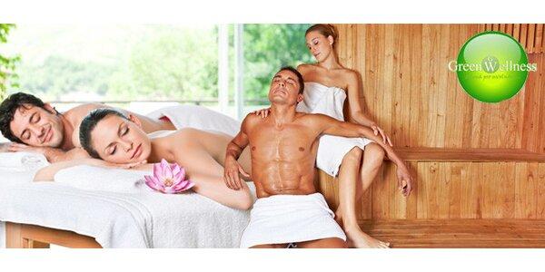 Luxusní zážitek plný relaxace pro dva na Wellness GolfYacht